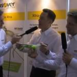 Sondersendung ISOVER live BAU 2013 - VArio Xtra